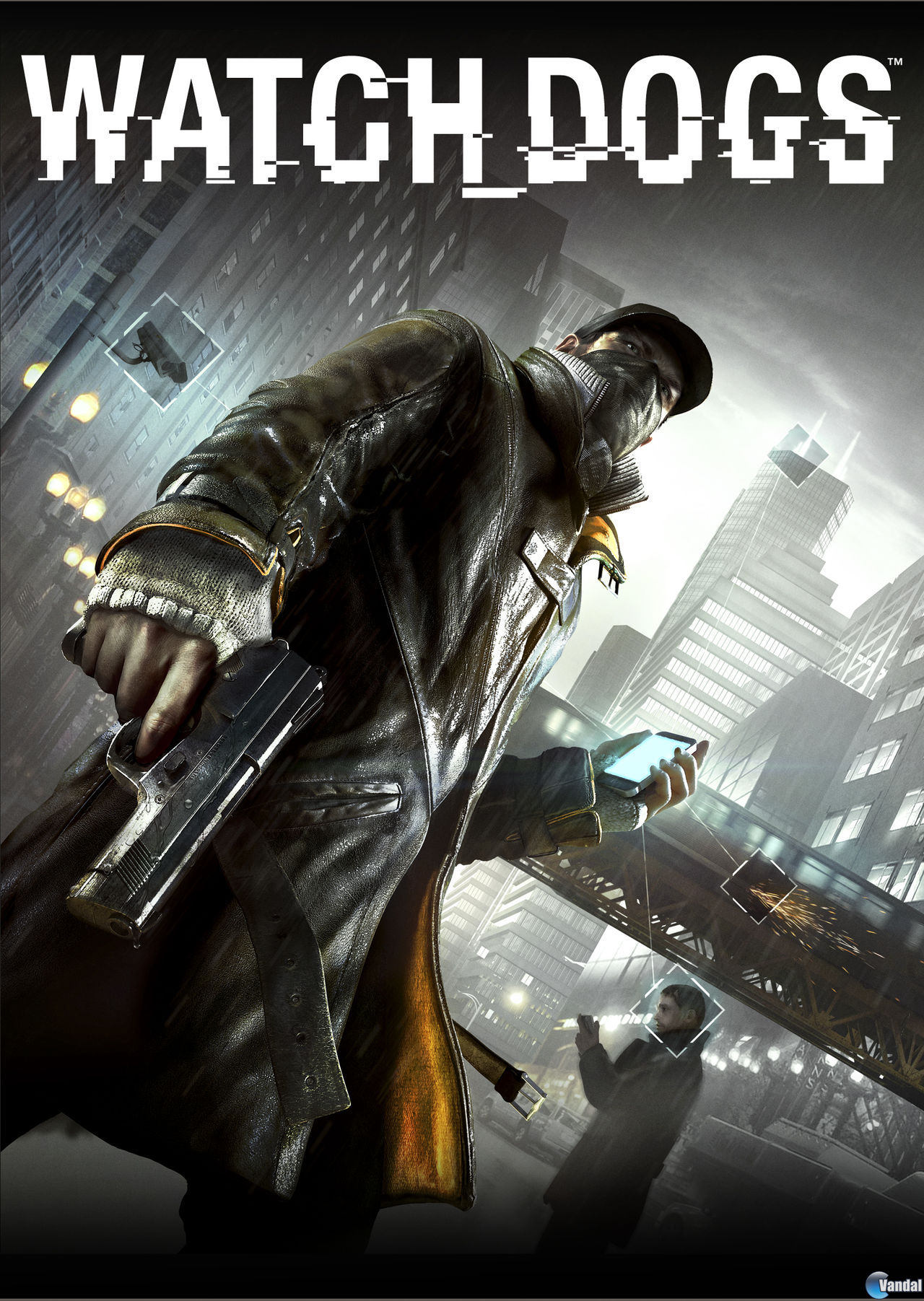 Watch-Dogs games
