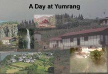 A Day at Yumrang