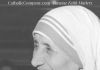 Canonization of Mother Teresa's Pilgrimage