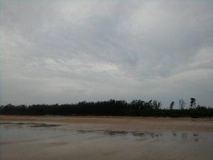 তাজপুরের বালুকাবেলায়